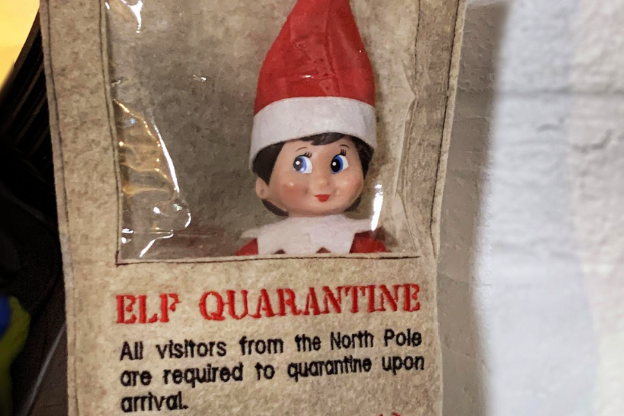 Quarantining Your Elf On The Shelf Is Anything More Holiday 2020 Than This Cool Mom Picks