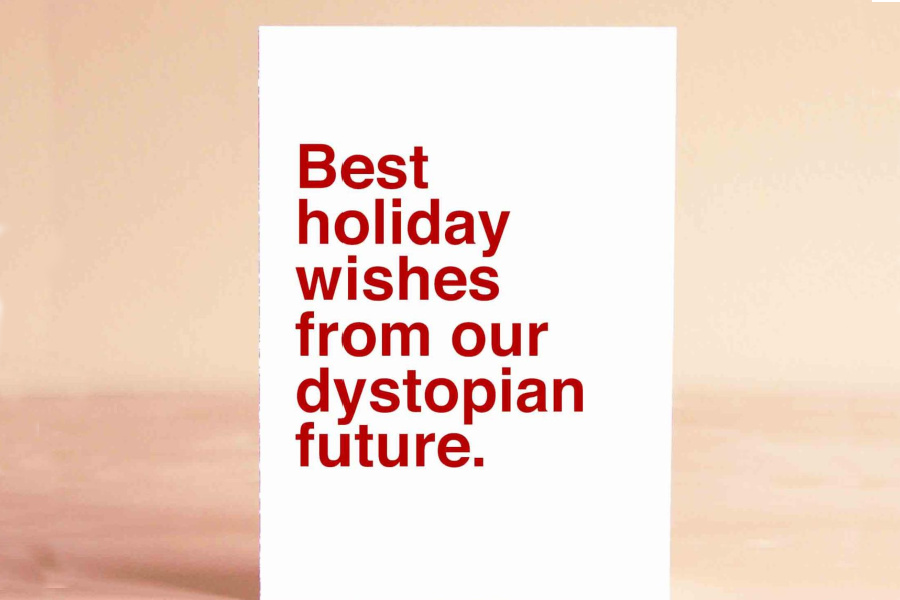10 funny Christmas cards for 2020. Because we all need a laugh. Or a hundred.