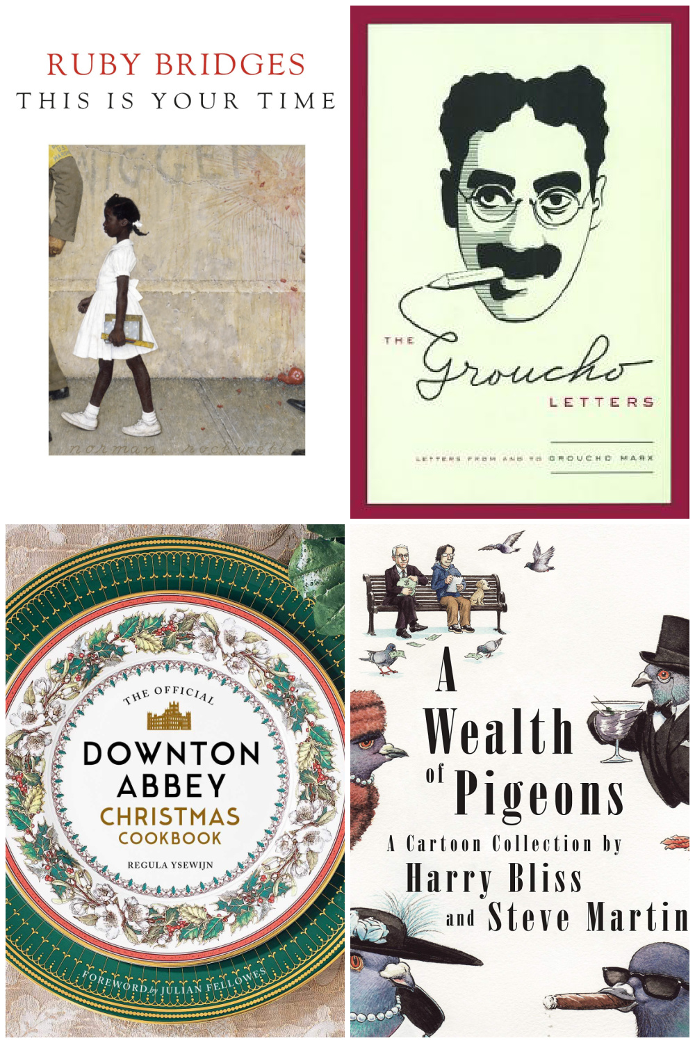 10 best gifts for grandparents from small businesses: New release books from Indiebound
