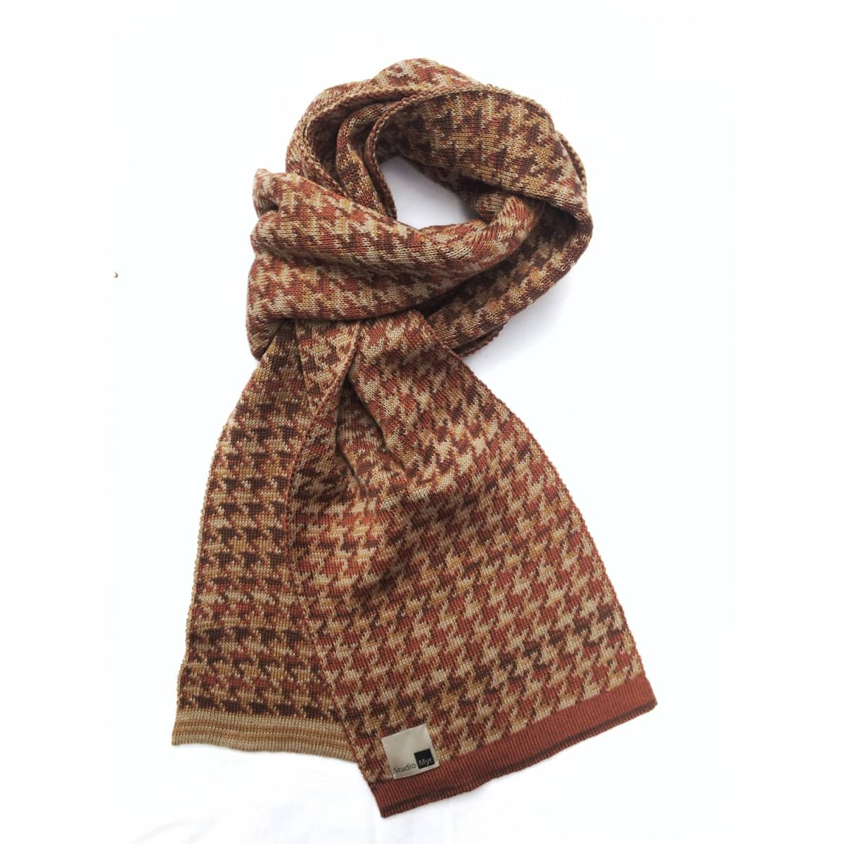 Best gifts for men: Luxury merino scarf | Small Business Holiday Gifts 2020