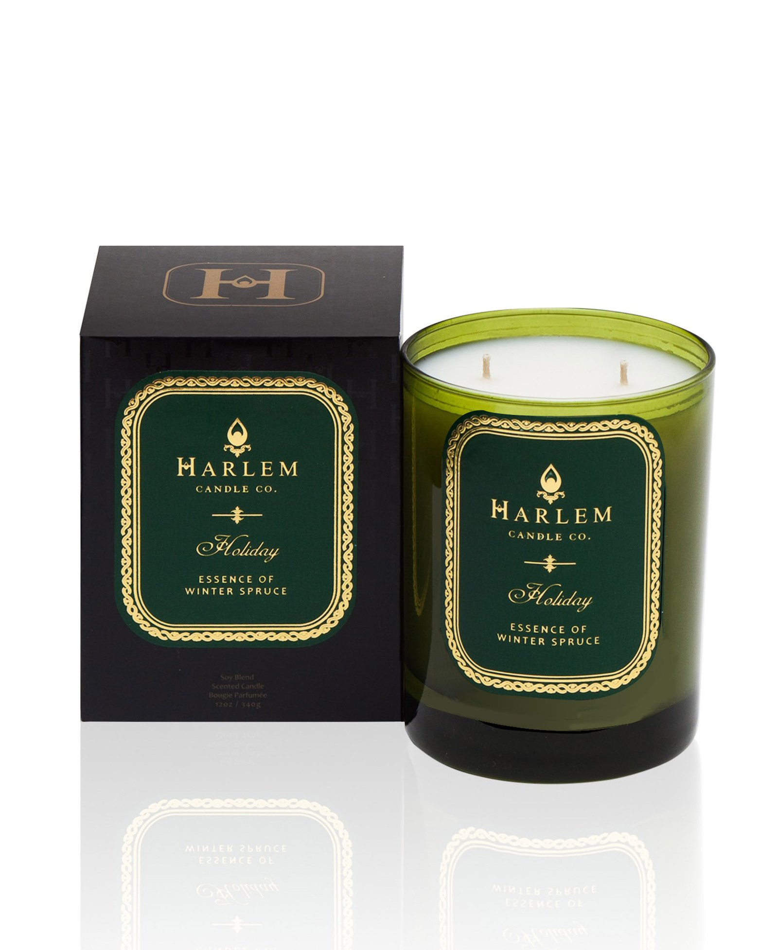 10 best gifts for grandparents from small businesses: The holiday candle from Harlem Candle Co is gorgeous