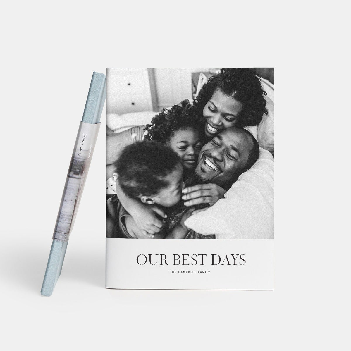 10 best gifts for grandparents from small businesses: A keepsake family photo album from Artifact Uprising
