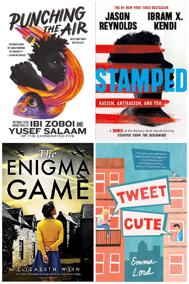 Best children's books of 2020: Amazon's editors' picks for best YA books of 2020