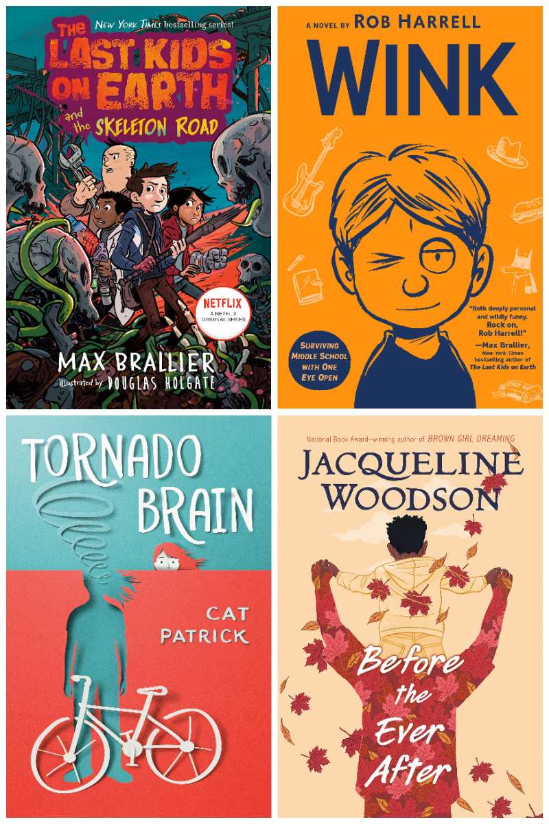 The best children's books of 2020: Brightly's picks for best tween books.
