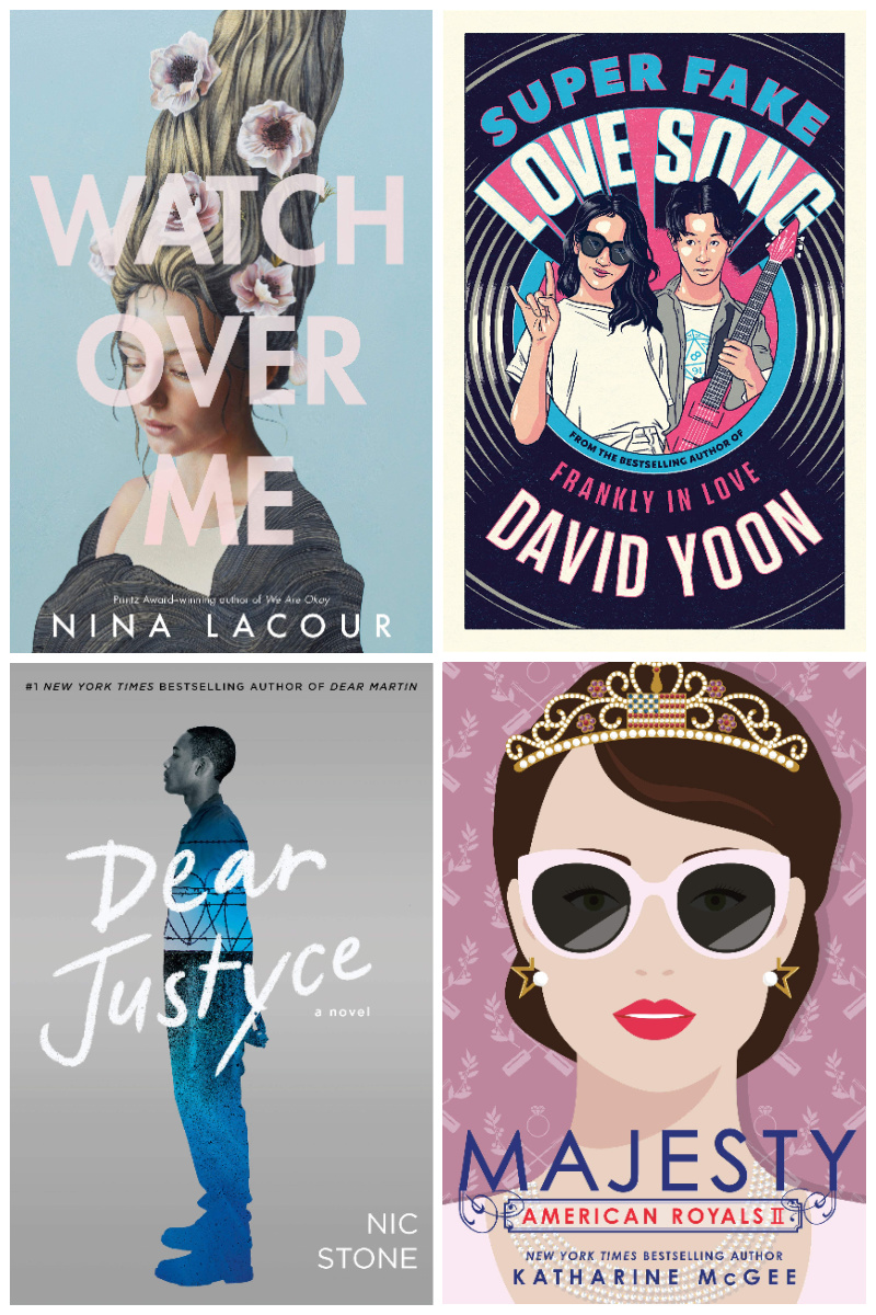 The best children's books of 2020: Brightly's best books for teens choices.