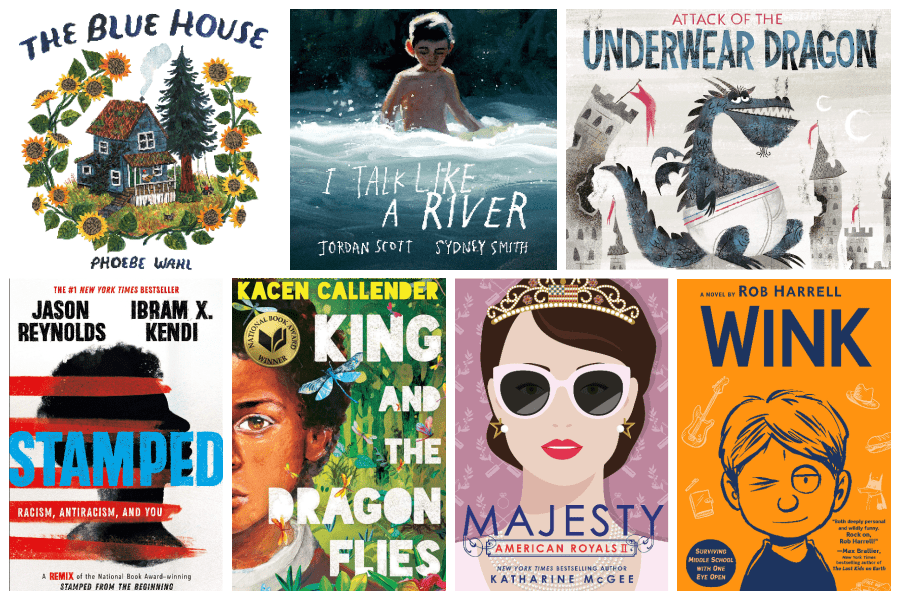 The best children's books of 2020: All the award winners to read with your kids in 2021.