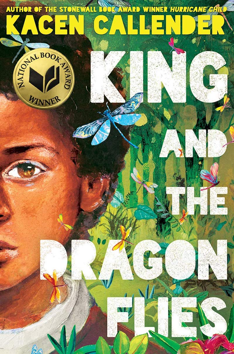 The best children's books of 2020: King and the Dragon Flies by Kacen Callender