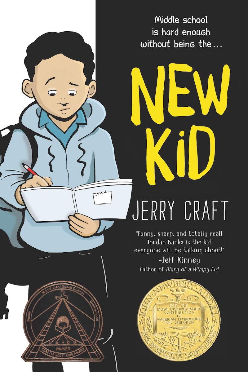 The best children's books of 2020: New Kid by Jerry Craft is the Newbery medal winner