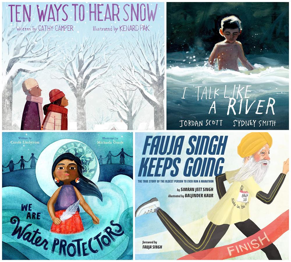 Best children's books of 2020: NPR's picks for best books for children.