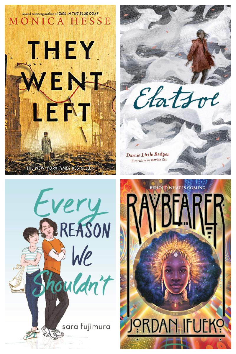 Best children's books of 2020: NPR's picks for the best YA books of the year.