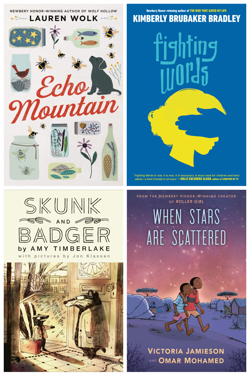 The best children's books of 2020: The Publisher's Weekly picks for best middle grade books.