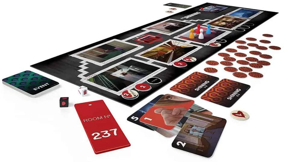 80s movie board games: The Shining