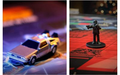 Gen Xers! We found 7 fun 80s movie-themed board games that are totally excellent