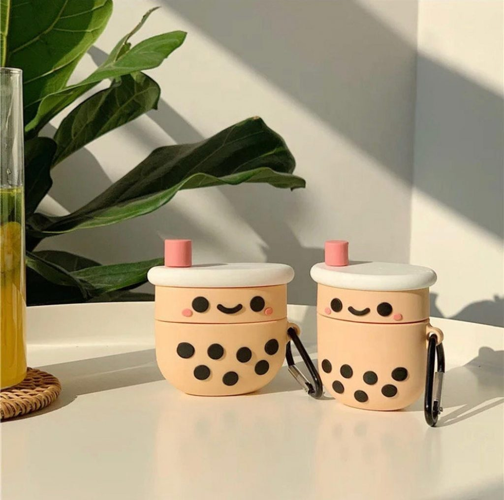 50+ gifts under $15 for kids: Boba AirPods case for kawaii loving kids
