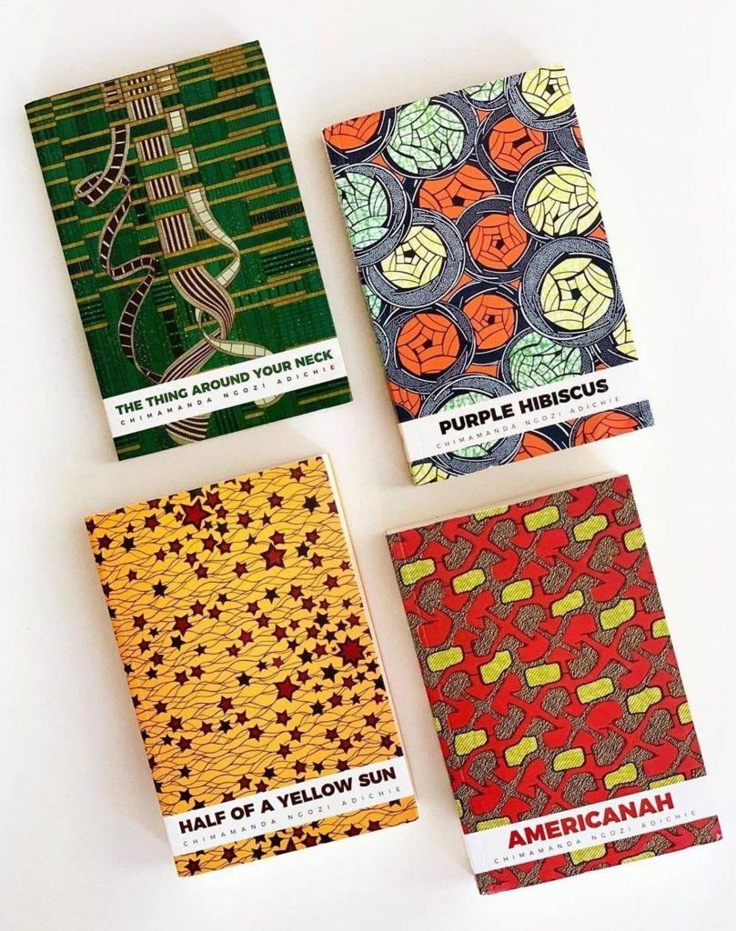 Chimamanda Adichie collectors edition books: Political gifts for women
