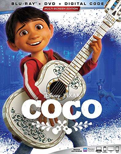 50+ gifts under $15 for kids: Coco on Blu-Ray