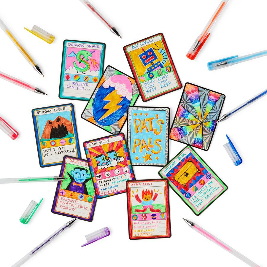 50+ gifts under $15 for kids: Create your own custom trading cards kit