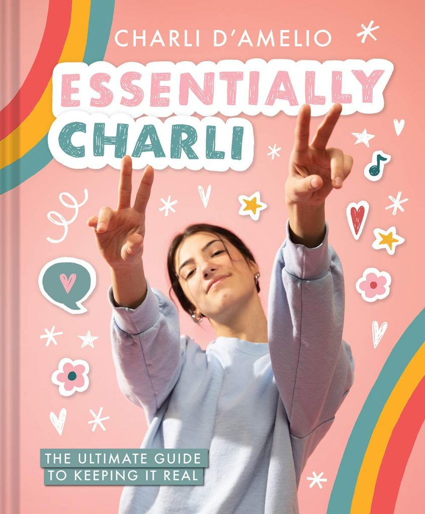 50+ gifts under $15 for kids: Carli D'Amilio's Essentially Charli book for tweens