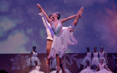 Stop everything and watch Debbie Allen in Dance Dreams: The Hot Chocolate Nutcracker on Netflix.