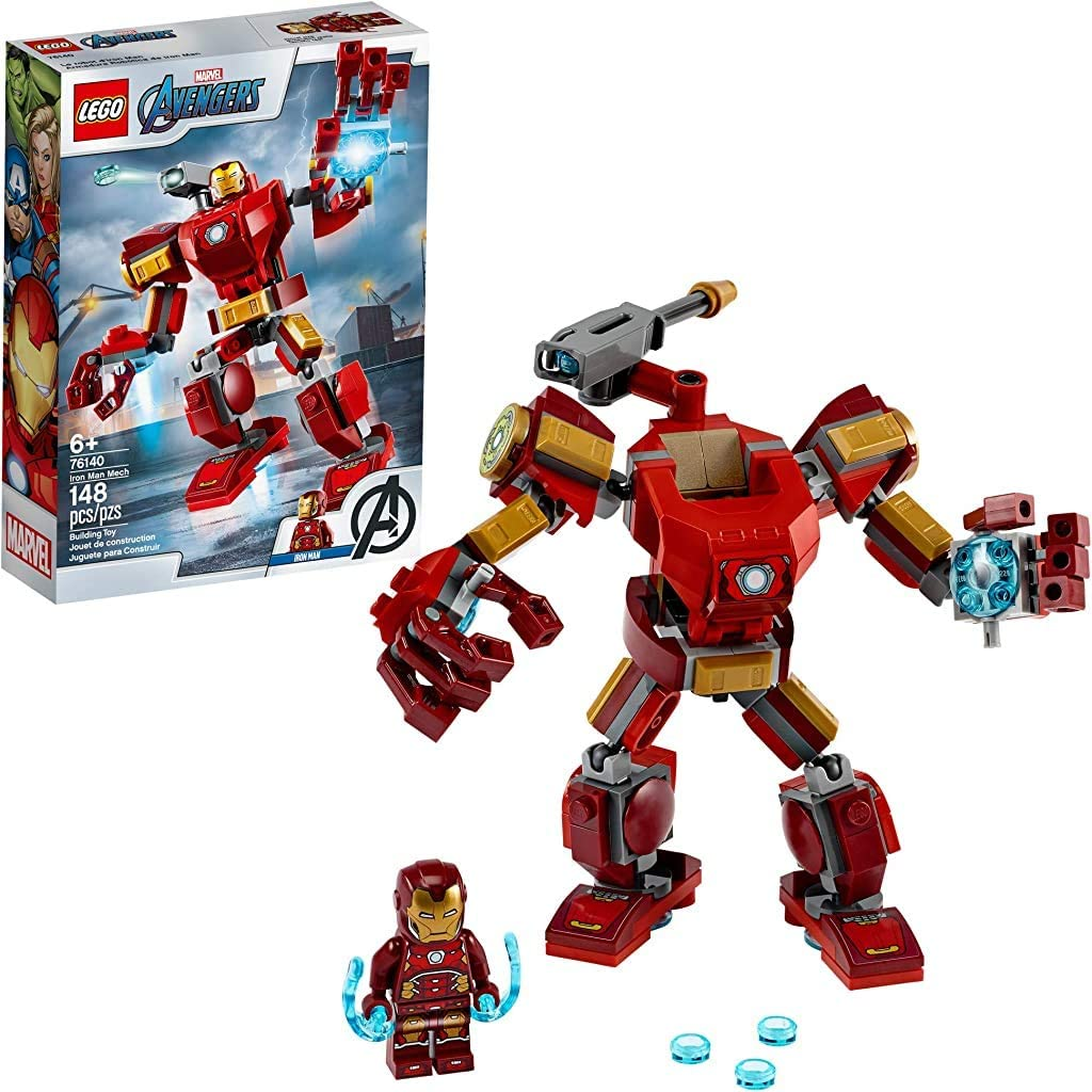 50+ gifts under $15 for kids: LEGO Marvel Avengers Iron Man Kit