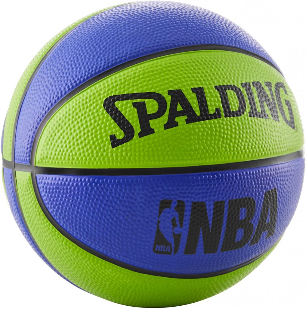 50+ gifts under $15 for kids: Spalding NBA mini outdoor basketball