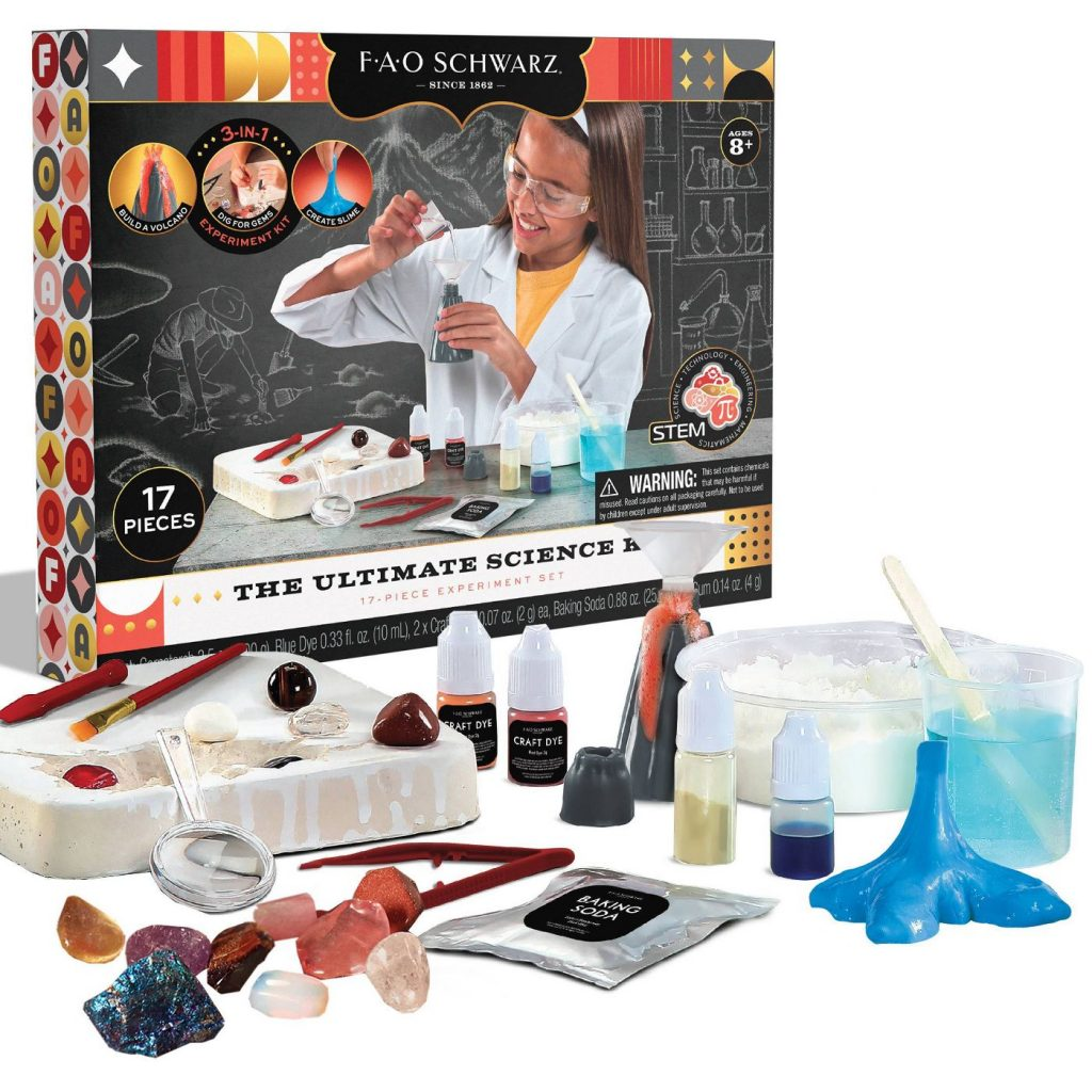 50+ gifts under $15 for kids: Ultimate Science Kit for kids