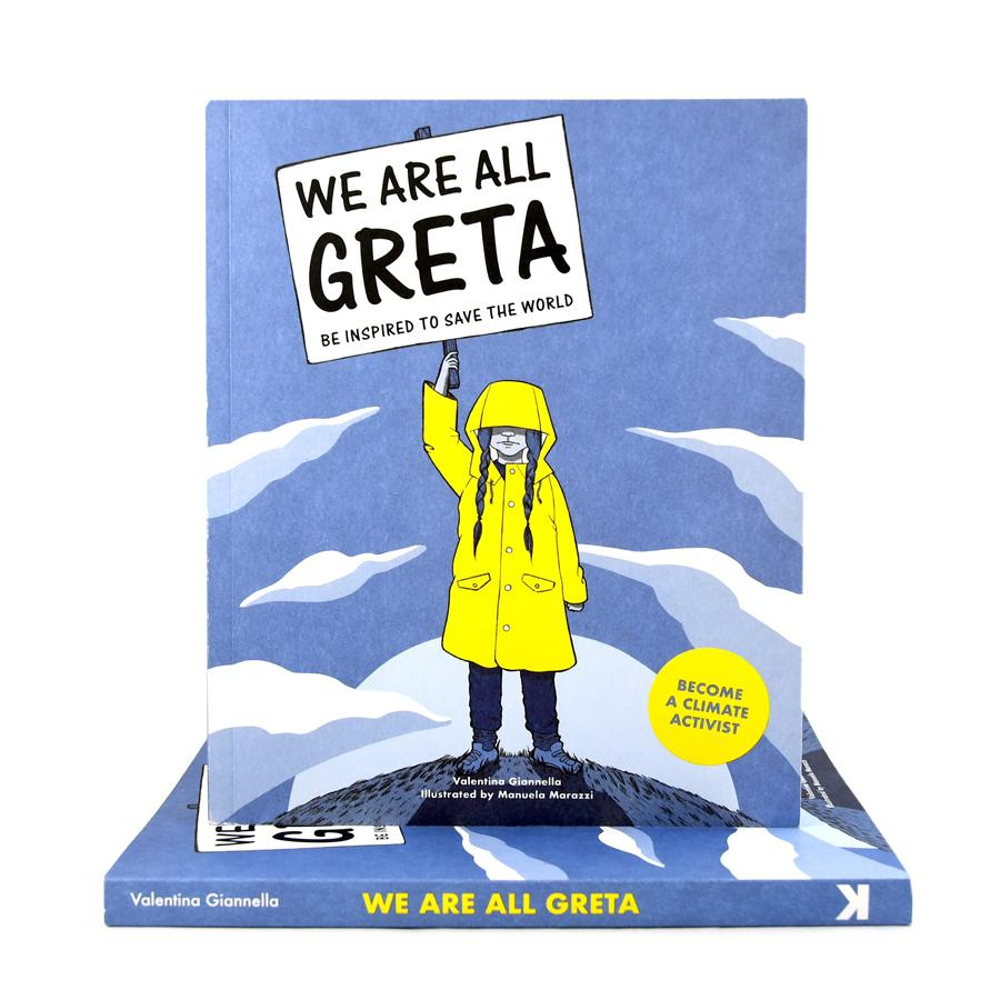 50+ gifts under $15 for kids: We Are All Greta book