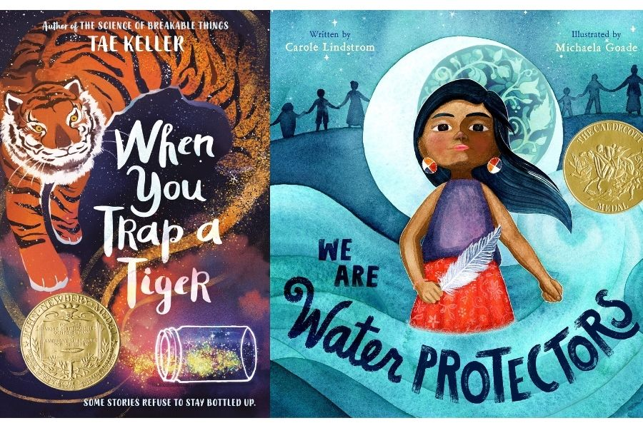 Here are the 2021 Caldecott, Newbery and all the ALA book award winners. Time to update your reading list!