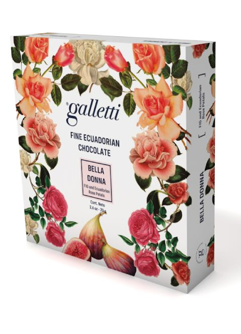 Galetti chocolates from Ecuador are a sweet Valentines Day gift for friends