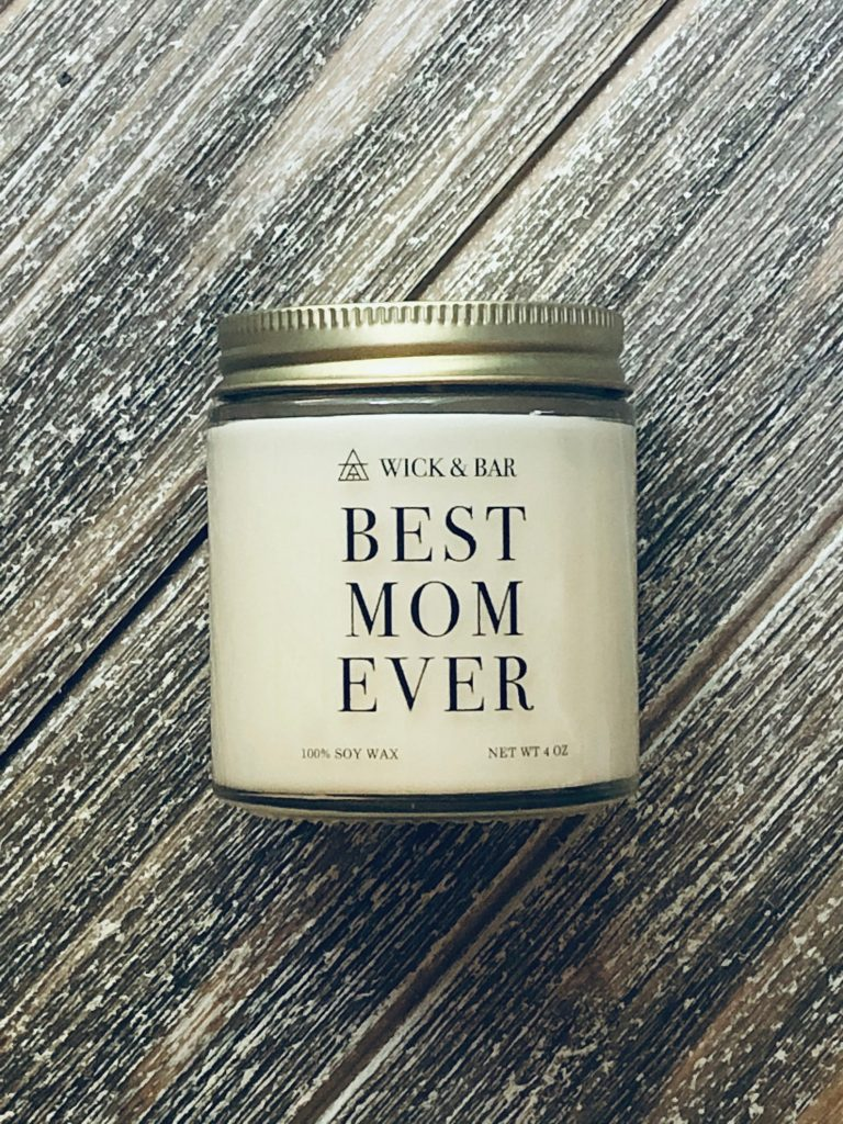 Best mom candle: Baby gifts under $10