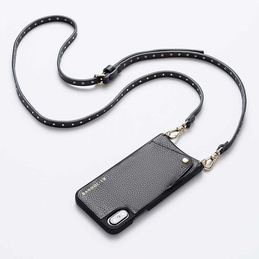 Best practical baby gifts: The Bandolier let's a new mom stay hands free, and keep her phone on her. We love ours!