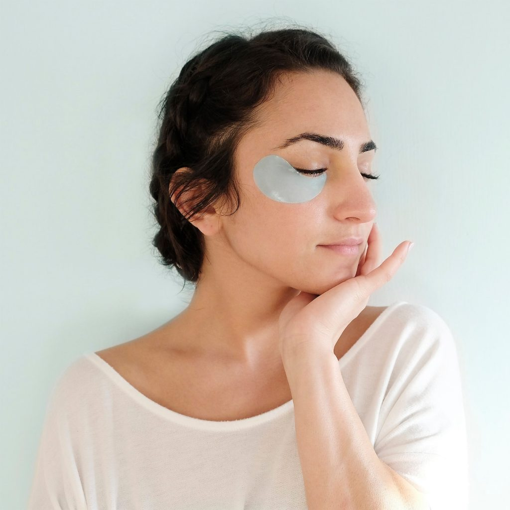 Practical baby gift ideas: A postpartum recovery kit featuring goodies like Peter Roth eye gel patches