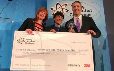If your kid is a problem-solver, they could win a cool 25 grand. Here's how.