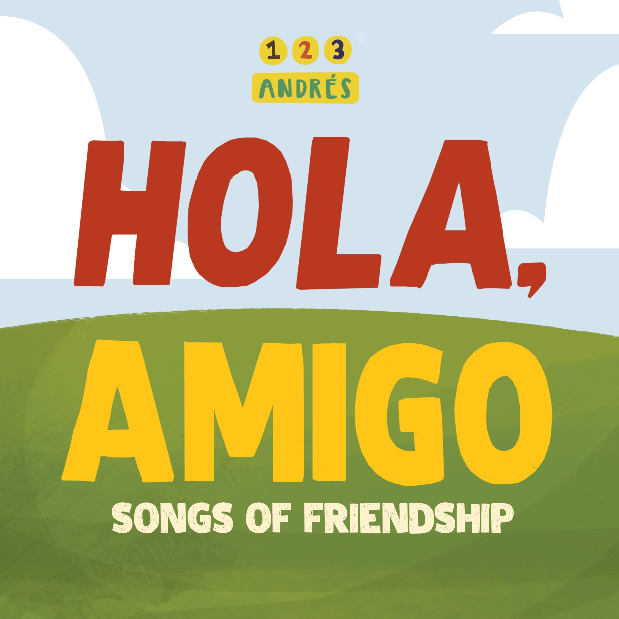 Diversity in kids' music: Hola, Amigo by 123 Andrés