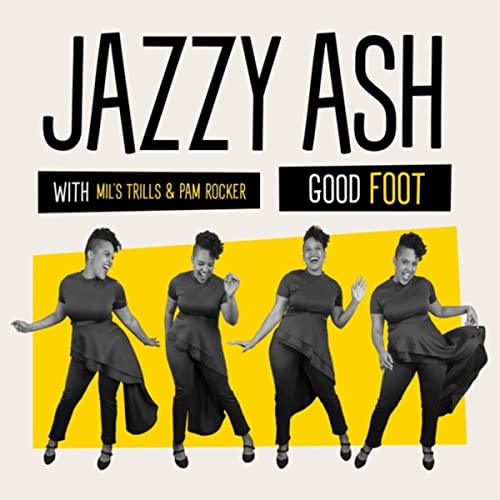 Diversity in kids' music with Jazzy Ash's Good Foot album