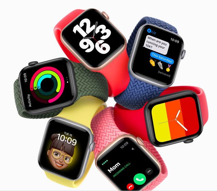 Apple Watch SE for a splurge Easter gift for teens