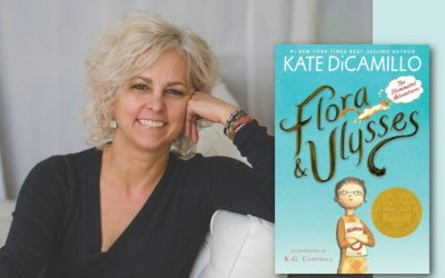 Kate DiCamillo on why kids need superheroes right now | Spawned 228