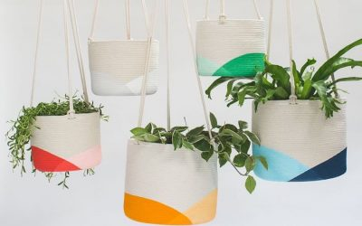 8 stylish planters that totally zhuzh up your living space indoors