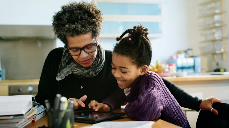 The new families.google site offers so much support for families raising digital kids. And we need it! (sponsor)