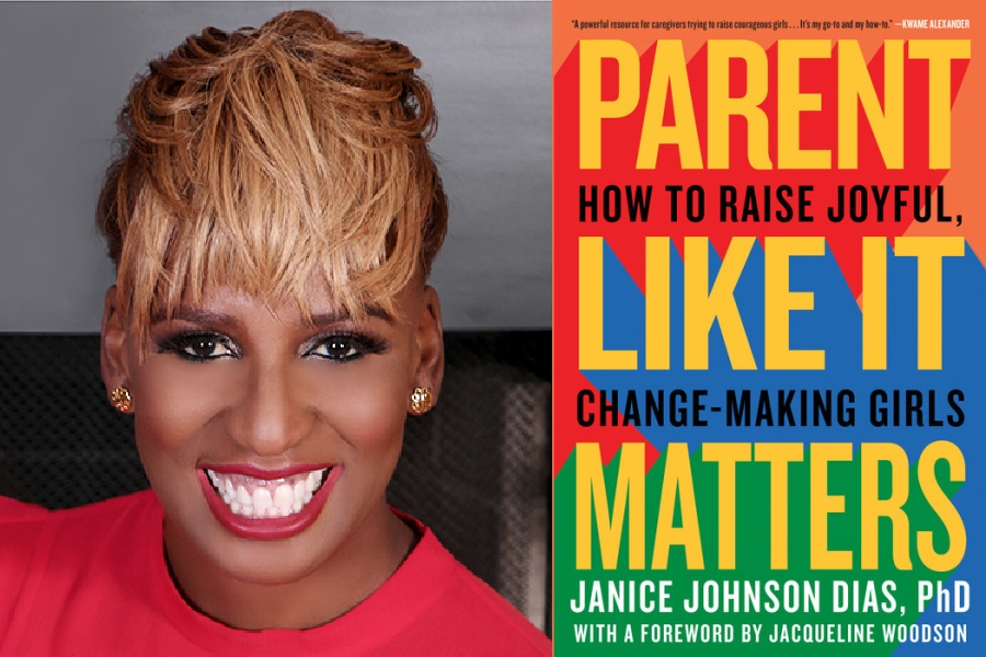 Janice Johnson Dias on parenting with joy, raising change-makers, and navigating the f*ckery of life.  | Spawned 227
