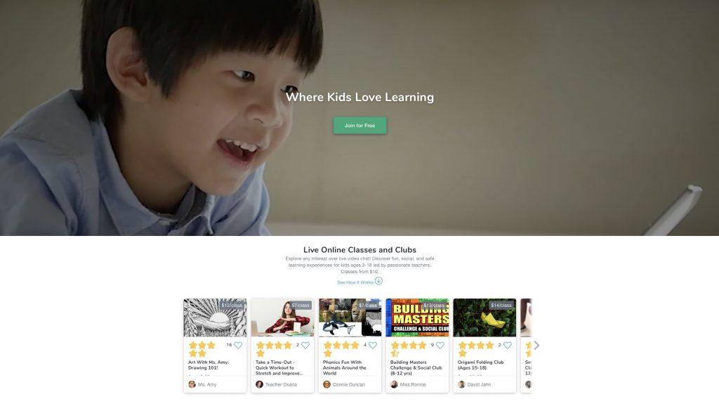 Outschool: Where kids love learning (sponsor)