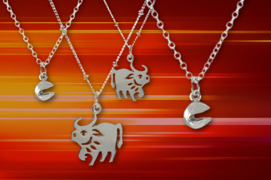 We love this jewelry supporting AAPI communities and helping to #StopAsianHate