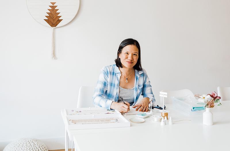 San Francisco Jewelry designer Peggi Li