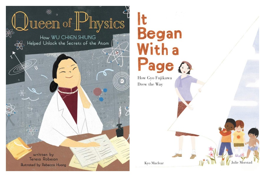 7 must-read children's books about inspiring Asian-Americans