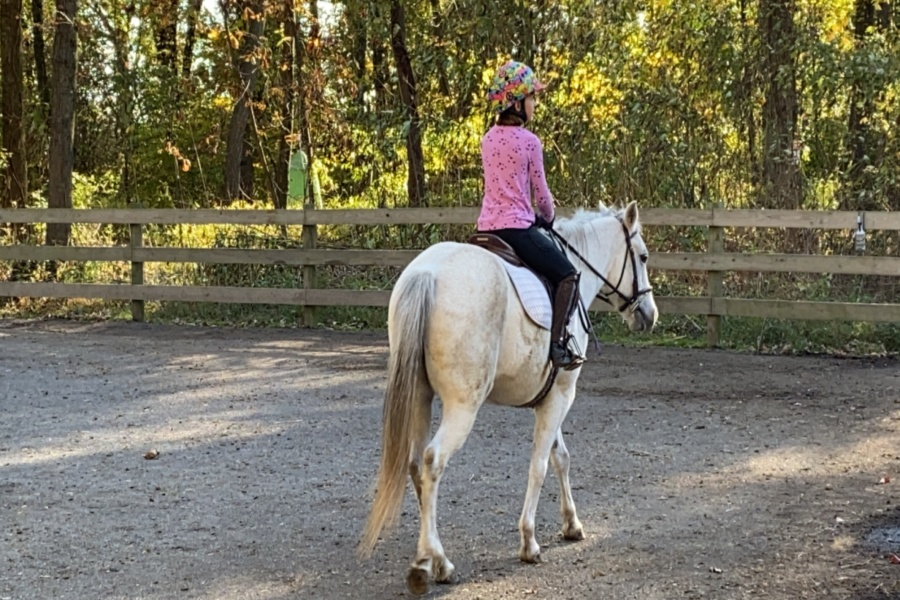 Beyond cantering: 4 life lessons my daughter has learned from horseback riding