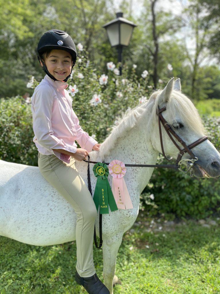 Life lessons from horseback riding: Grit © Kristen Chase