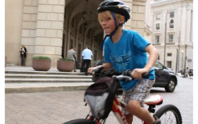 6 comprehensive bike safety tips for kids, from a serious biking family who knows