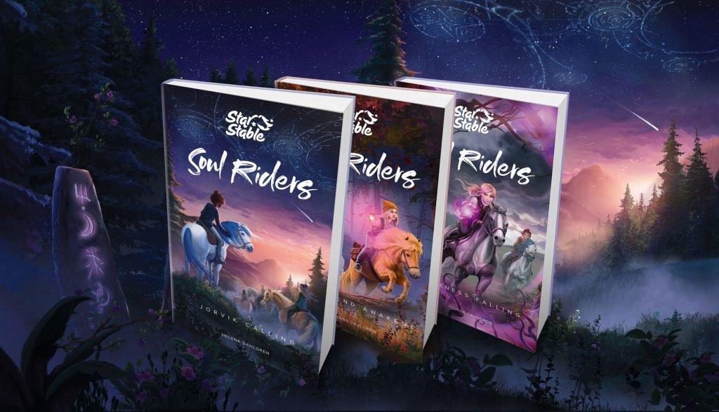Soul Riders book trilogy {Sponsor}