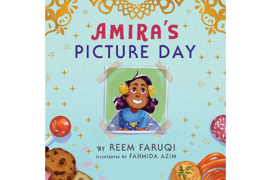 Amira's Picture Day: A lovely children's book about Eid