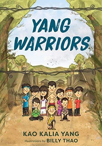 7 must-read children's books about inspiring Asian-Americans:  Yang Warriors by Kao Kalia Yang and Billy Thao
